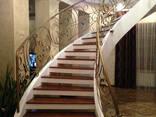 Лестницы (Сходи) из бетона - фото 1