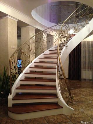 Лестницы (Сходи) из бетона
