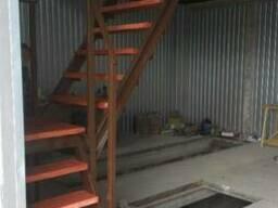 Лестницы винтовые металлические