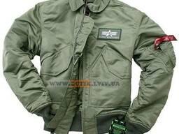 Летная куртка CWU 45/P Alpha Industries, США