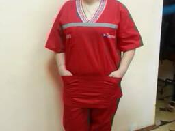 Летний костюм для скорой помощи