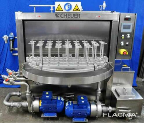LEV-100 Бутылкомоечные машины