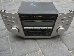 LEXUS RX 350 2008г магнитола радио MP3 DVD