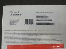 Лицензионные Microsoft Windows 10 Pro 64/32 bi Eng FQC-08929