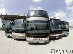 Лицензия на международную перевозку пассажиров автобусами