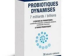 LIDK72 Nutri Expert Пробиотики Усиленные 7МЛРД / Probiotiques Dynamises, 60 капсул