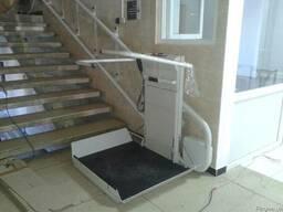 Ліфт для інвалідів на візочках