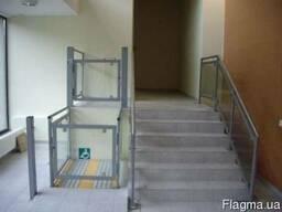 Инвалидные подъемники для жилых домов, магазинов.