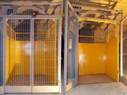 Ліфт вантажний ( підйомник вантажний )