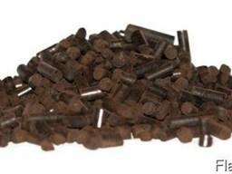 Лигнин гранула, пеллета: топливо, сорбент, наполнитель