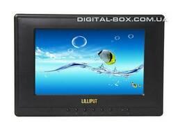Lilliput 659GL-70NP/C/T - защищенный сенсорный монитор 7-дюй