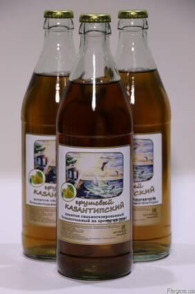 "Лимонад ""Казантипский"" стекло бутылка 0,5л"