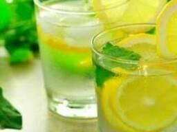 Лимонад в кегах