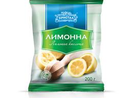 Лимонная кислота фасованная