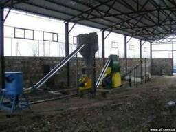 Линии для производства топливных брикетов и пеллет