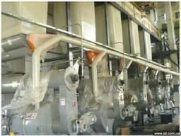 Линии гранулирования твердого биотоплива (пеллет) и комбикор