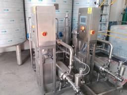 Линии молочной продукции под ключ