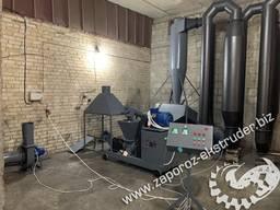 Линия для изготовления брикетов Пини Кей до 250 кг/час