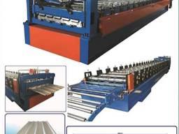 Линия для изготовления профнастила и металлочерепицы