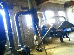 Линия для изготовления топливных брикетов (линия брикетирова