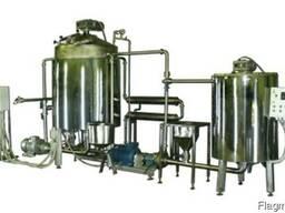 Линия для производства сгущенного молока