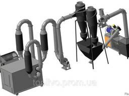 Линия для производства топливных брикетов ЛПТБ - 350