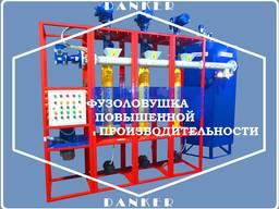 Линия фильтрования растительного масла. FTF-system
