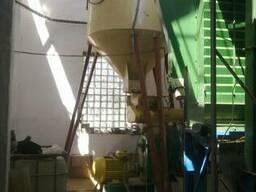 Линия гранулирования сена, люцерны и соломы 1 т/ч