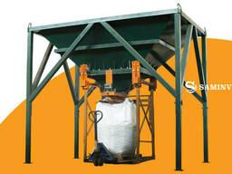Линия (оборудование)для фасовки сыпучих продуктов в биг-беги