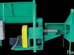 Линия по производству брикетов pini key