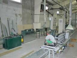 Линия по производству композитной арматуры