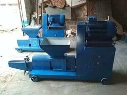 Линия по производству топливных брикетов на 400-500 кг/час