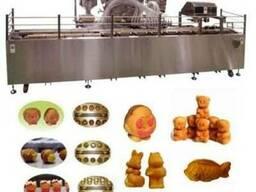 Линия производства бисквитных изделий с начинкой TAWC-20