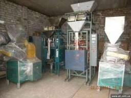 Линия для производства кукурузных палочек