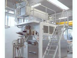 Линия производства макаронных изделий, 600 кг в час