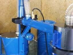 Линия по производству топливных пеллет МЛГ-1000