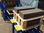 Линия вибропрессования для производства тротуарной плитки - фото 4