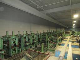 Линия Voest Alpine по производству сварных труб