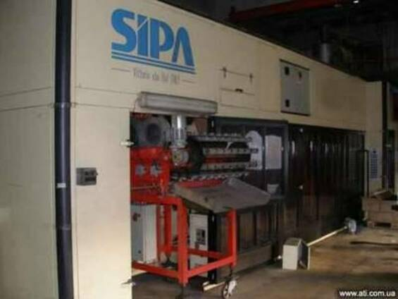 Линия выдува SIPA 6000 шт