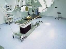 Линолеум для больниц.