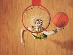 Линолеум для спортивных помещений