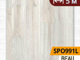 Линолеум ПВХ Beauflor Supreme Pristine Oak 991L, Ширина - 5 м; 2. 9/0, 4 . ..
