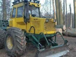 Лісові трактори