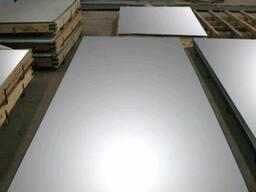 Лист нержавеющей стали мат. 0,5х1000х2000(2В)ст.12Х15Г9НД