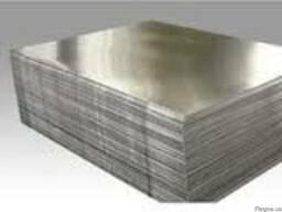 Лист 1,2х1000х2000 сталь АМГ2М