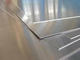 Лист алюминиевый (АД0) 0, 5х1000х2000 мм