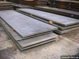 Жаропрочный нержавеющий лист 10 мм сталь AISI 310