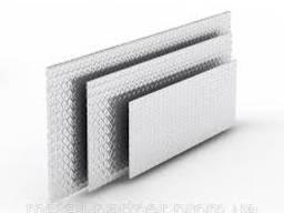 Алюминиевый лист рифленый Д16, Д16т, АМГ6, АМГ5, АМГ3, АМГ2