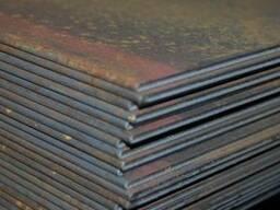 Лист 60С2А сталь пружинная3х1500х6000 мм