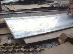 Лист 7 мм сталь durostat b2(1500х6000)
